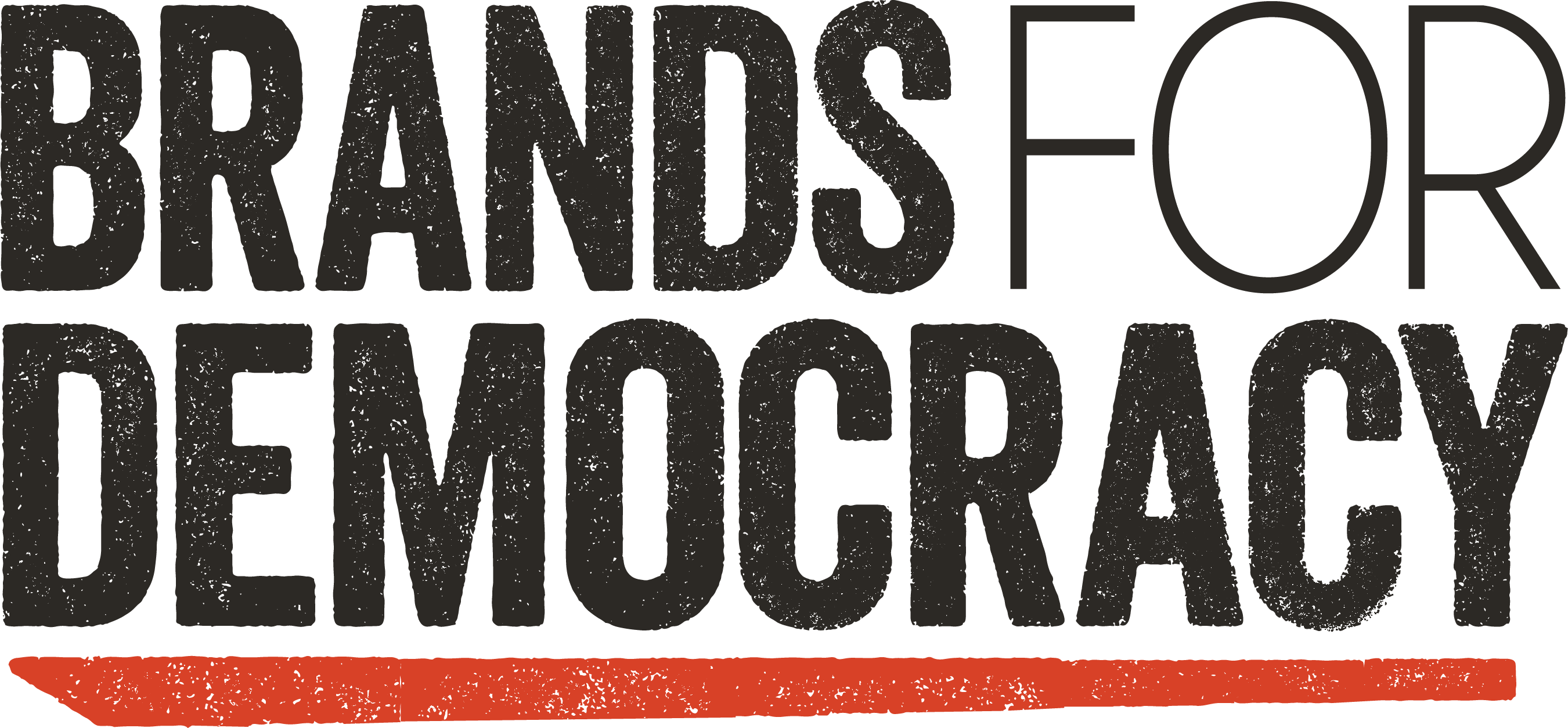 Brands For Democracy